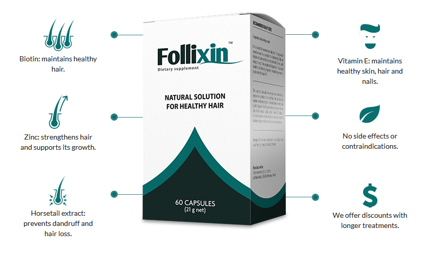 Follixin benefits