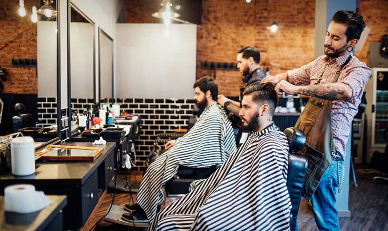 Hair Tonic Is Barber First Choice