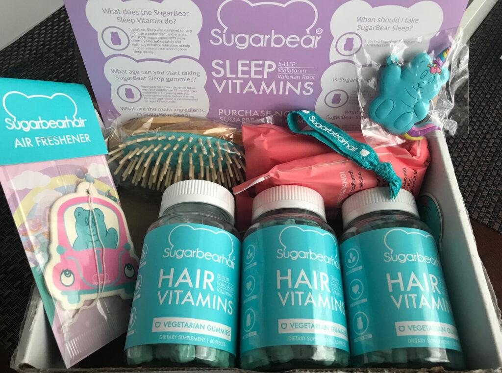 Sugar bear hair complete pack