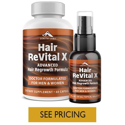 Buy Hair Revital X