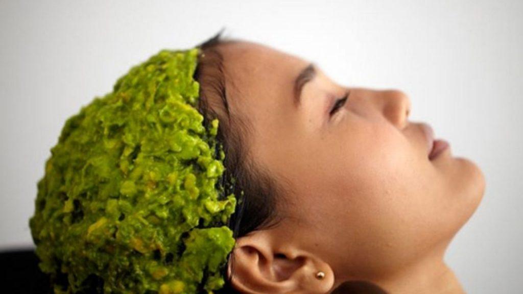 Avocado Oil for Hair Mask