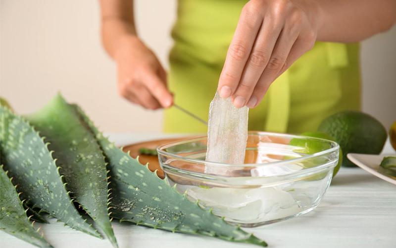 Use Aloe Vera for Hair
