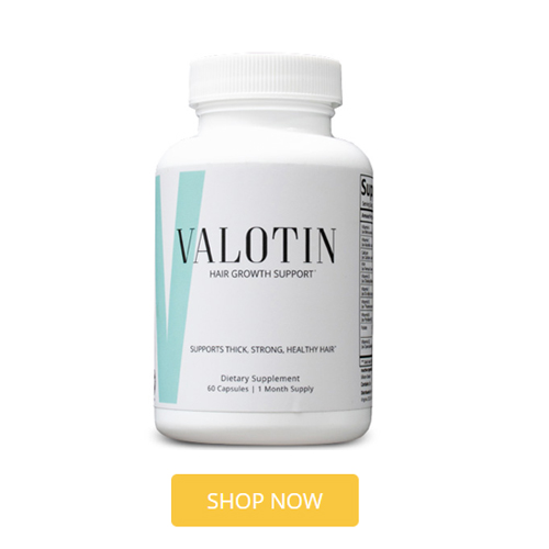 Valotin Hair Growth Support Supplement